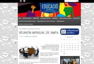 Blog educacion